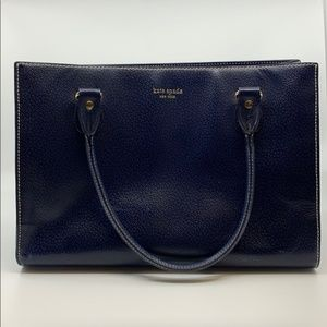 Kate Spade Open Bag w/ Middle Zipper Pockets
